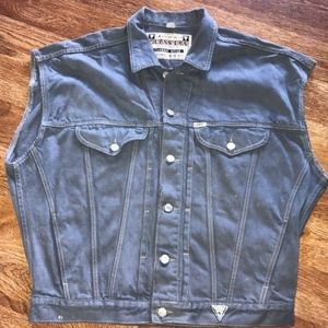 Genuine Vintage Guess American Cut Georges Sz M